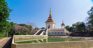 Wat Tham Kham Royalty Free Stock Photography