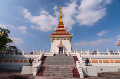 Wat Tham Kham Royalty Free Stock Photos