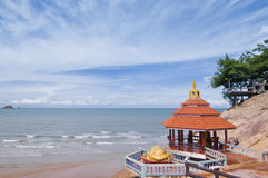 Wat Tham Khao Tao, Thaïlande image stock