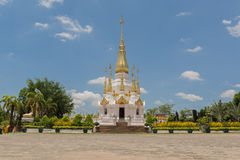 Wat Tham Khuha Sawan Lizenzfreies Stockfoto