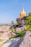Wat Tham Pha Daen, Sakon Nakhon,Thailand Royalty Free Stock Photography