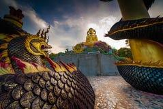 Wat Tham Pha Kheng a Khon Kaen immagini stock libere da diritti