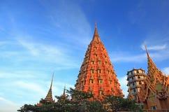 Wat Tham Seua Royaltyfria Foton