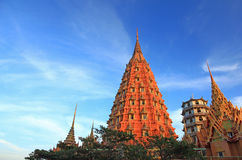 Wat Tham Seua Royalty Free Stock Photos