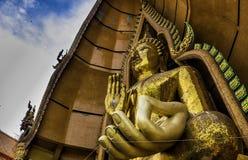 Wat Tham Sua,北碧,泰国 免版税库存照片