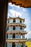 Wat Tham Sua,北碧 库存照片