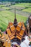 Wat Tham Sua,北碧 免版税库存图片