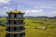 Wat Tham Sua 2 Immagini Stock Libere da Diritti