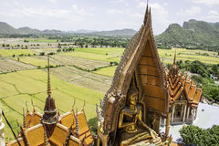 Wat Tham Sua 2 Fotografia Stock