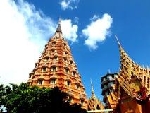 Wat-tham sua Stockfotografie
