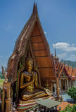 Wat Tham Sua, Kanchanaburi Imagenes de archivo