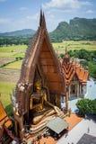 Wat Tham Sua, Kanchanaburi Στοκ εικόνα με δικαίωμα ελεύθερης χρήσης