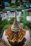 Wat Tham Sua, Kanchanaburi Immagine Stock