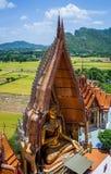 Wat Tham Sua, Kanchanaburi Imagen de archivo libre de regalías