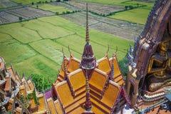 Wat Tham Sua, Kanchanaburi Immagine Stock Libera da Diritti