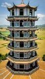 Wat Tham Sua, Kanchanaburi Fotografie Stock Libere da Diritti