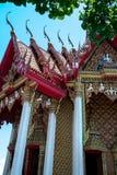 Wat Tham Sua, Kanchanaburi Fotografía de archivo libre de regalías