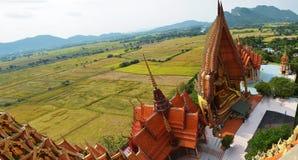 Wat tham sua at Kanchanaburi Thailand Royalty Free Stock Photo