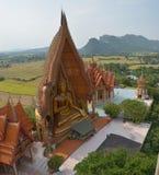 Wat tham sua at Kanchanaburi Thailand Stock Images