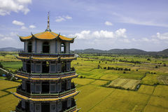 Wat Tham Sua2 Royalty Free Stock Images