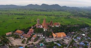 Wat Tham Sua, secteur de Tha Muang, Kanchanaburi, Thaïlande clips vidéos