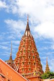 Wat-Tham-Sua, Tajlandia Fotografia Stock