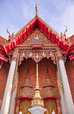 Wat Tham Sua, tempel van Thailand. Royalty-vrije Stock Foto