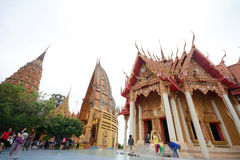 Wat Tham Sua Royalty Free Stock Photography