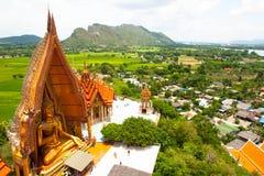 Wat Tham Suea Image stock