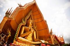 Wat Tham Suea Royaltyfri Foto