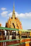 Wat Tham Suea.  Kanchanaburi Royalty Free Stock Image