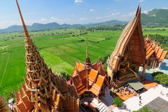 Wat Tham Suea, Kanchanaburi Stock Foto's