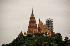 Wat Tham Suea Royalty Free Stock Photography