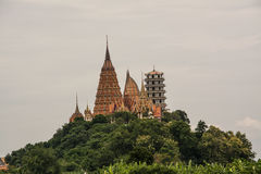 Wat Tham Suea Royalty Free Stock Images