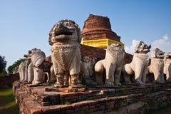 Wat Thammikarat Stock Image