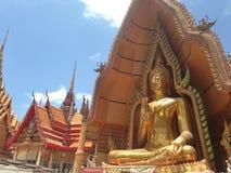 Wat thamseu, Kanchanaburi, Thailand Arkivfoto