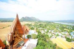 Wat thamsua Arkivfoton