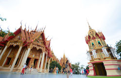 Wat thamsua Royaltyfri Fotografi
