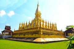 Wat Thap Luang или sisaket wat Стоковое Изображение