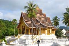 Wat Thap Luang или sisaket wat Стоковые Фото