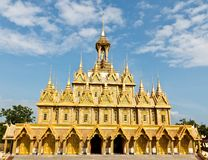 Wat thasung Stock Photo