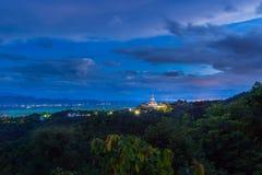 Wat thaton σε Chiangmai το βόρειο τμήμα της Ταϊλάνδης Στοκ Φωτογραφία