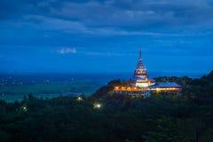 Wat thaton σε Chiangmai το βόρειο τμήμα της Ταϊλάνδης Στοκ εικόνα με δικαίωμα ελεύθερης χρήσης