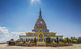 Wat Thaton Στοκ φωτογραφία με δικαίωμα ελεύθερης χρήσης