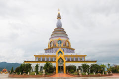 Wat Thaton Chiang Mai Arkivbilder