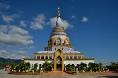 Wat Thaton Chiang Mai Stock Image