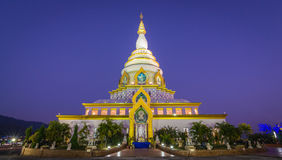 Wat Thaton Famous Temple of ChiangMai, Thailand Royalty Free Stock Photo