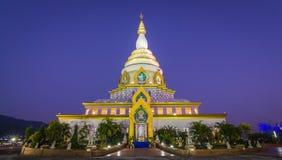 Wat Thaton Famous Temple di ChiangMai, Tailandia Fotografia Stock Libera da Diritti
