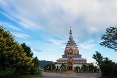 Wat Thaton Thaton temple in Chiang Mai. Province, Thailand Stock Image