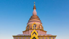 Wat Thaton Temple of Chiang Mai, Thailand stock video footage